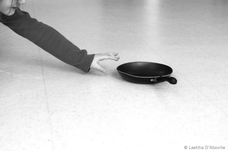 Main de casserole